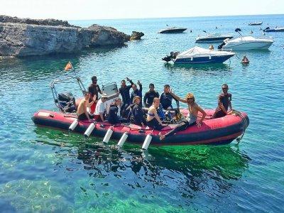 Binibeca Diving Paseos en Barco