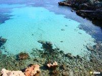 梅诺卡岛南部海滩