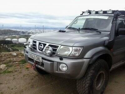 Paseo en vehículo 4x4 en A Coruña durante 2 horas