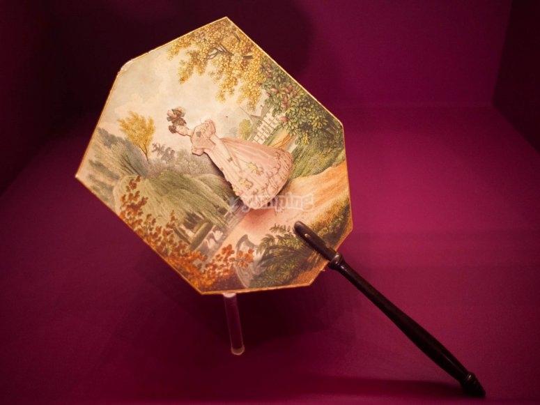 Muestra en el Museo del Romanticismo
