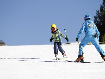 4-Hour Ski Private Classes Port del Comte