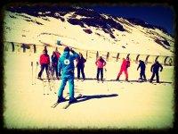 内华达山脉滑雪场 Puente Inmaculada