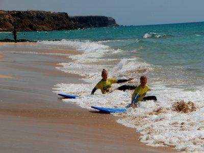 Curso de surf en Fuerteventura 1 día 4 o 5 horas