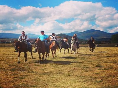 Your 3-day horseback adventure in Cabárceno
