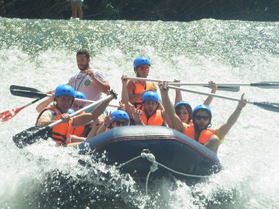 Proyecto Burruticas Rafting