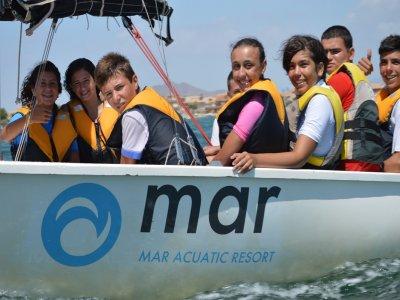 Campamento Multiaventura Murcia primavera 10 días