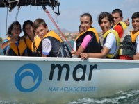 10-day Multi-adventure camp, spring, Murcia