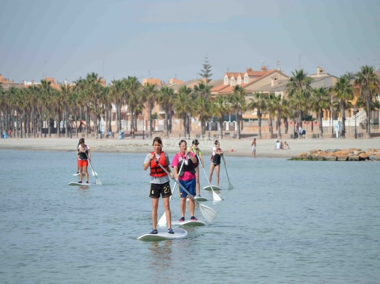 Stand up paddle basics