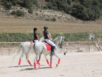 Riding lessons in Cildoz