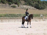Dressage in Monte Ezcaba