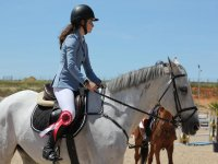 Horse riding is the prize in Galicia