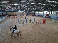 Clase privada de equitación en Arteixo