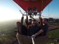 Selfie sul globo