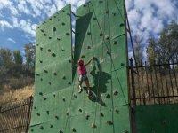 Wall climbing, Cuevas bajas