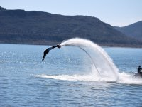 Jump on a flyboard