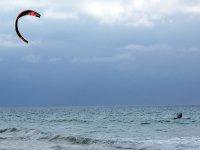 Kitesurf en El Palmar