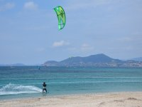 Aprendiendo kitesurf en Tarifa