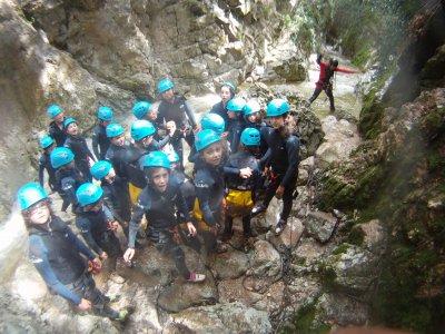 Campamento colegio Algodonales 5 días 13 a 17 años