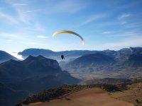 Flying over Prats