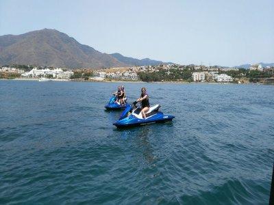 South Olé Sails Motos de Agua