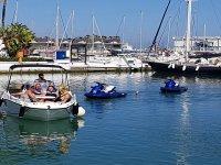 Travesía moto de agua por el Mediterráneo