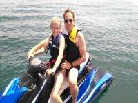 Paseos en moto de agua a Puerto de la Duquesa