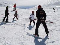 Curso intensivo de esquí en Sierra Nevada