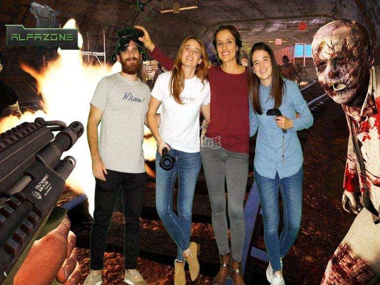 Zombies Realidad Virtual