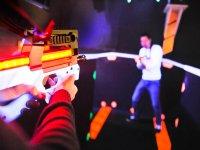 Batalla de laser tag