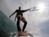 Castelldefels全程风筝冲浪课程10小时
