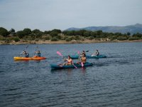 Canoes in Riosequillo, 1 hour. May-Oct