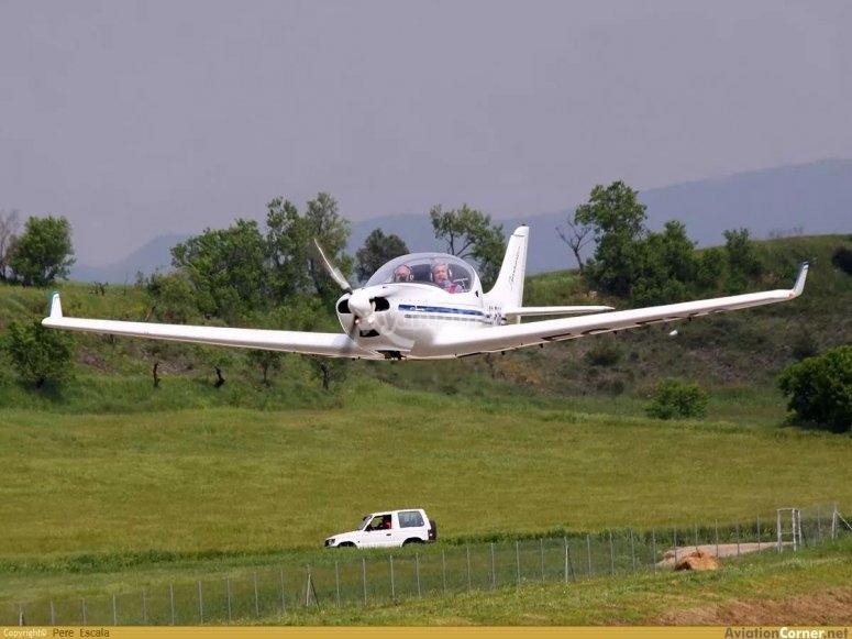 Avioneta ultraligera