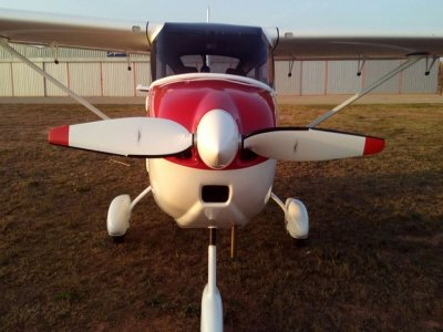 Light aircraft 30 min flight over Montserrat