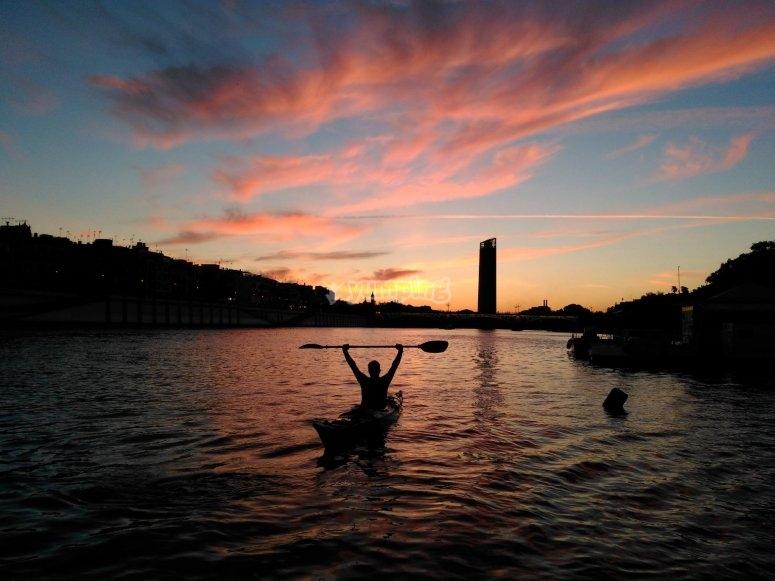 Re discovering Sevilla