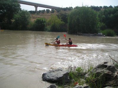 Kayaking in Sevilla 1 day