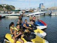 grupos de motos de agua