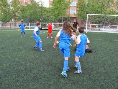 校园足球马德里圣诞节2周