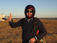 Volo in tandem in Paramotor a Madrid 15 minuti