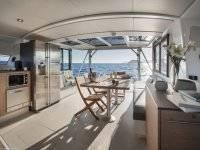 Confort para vivir a bordo