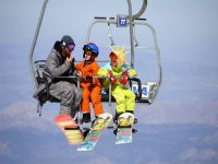 Curso de snowboard Sierra Nevada 15 horas