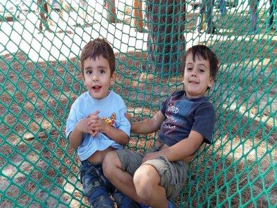 Circuit pour enfants Tirolinas Valle del Jerte