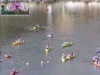 Canoas biplaza y de tres plazas