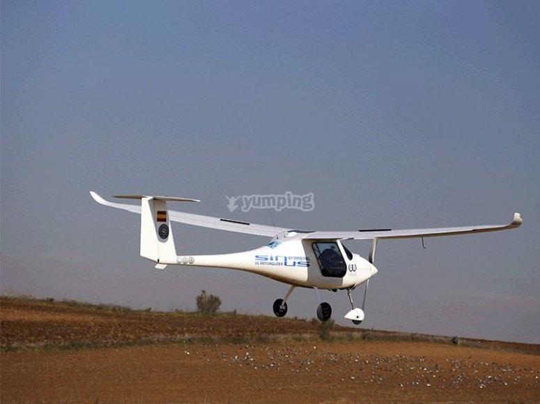 Sta per decollare