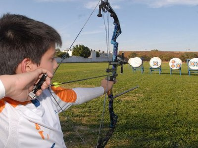 Kayaking and Archery in Aranjuez Primary