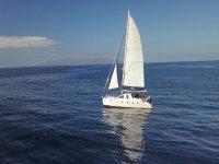 帆船双体船阿德耶
