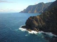 乘船游览悬崖特内里费岛