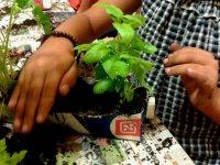 Piragüismo y taller medioambiental infantil