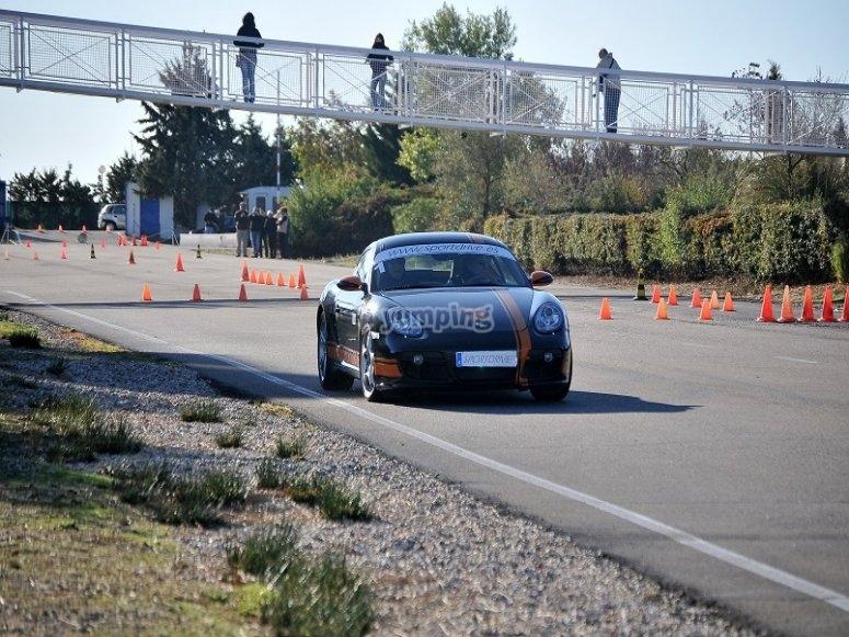 Guida Porsche