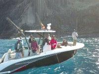 钓鱼在特内里费岛