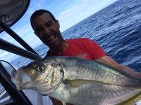 从特内里费岛乘船钓鱼在阿德耶-在特内里费岛乘船钓鱼之旅